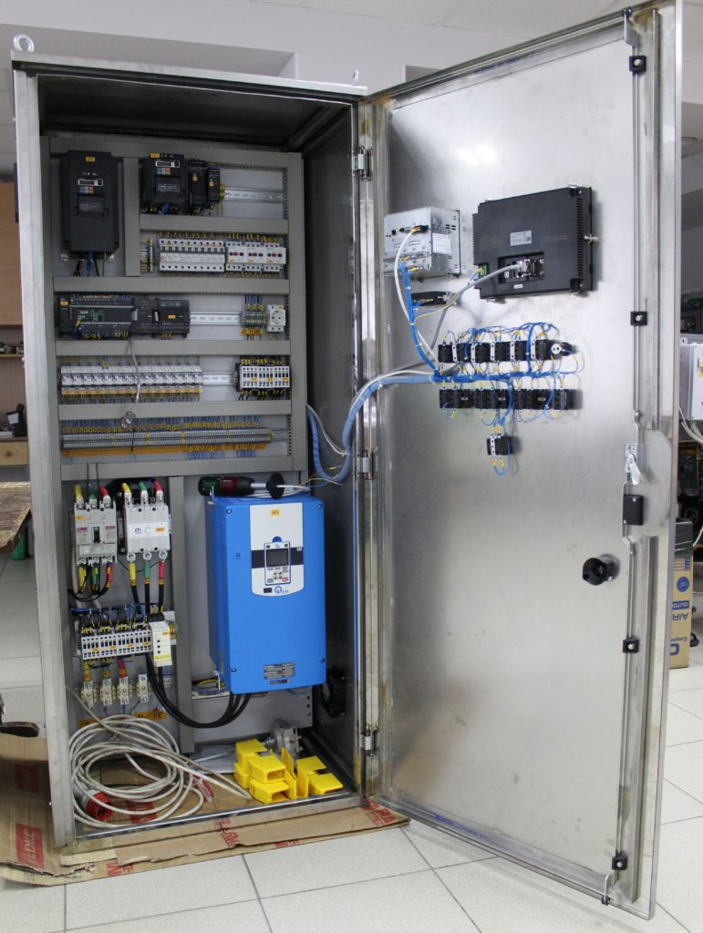 Модернізація машини плавлення сиру