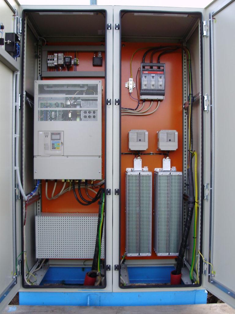 Система керування приводом нафтового станка-качалки