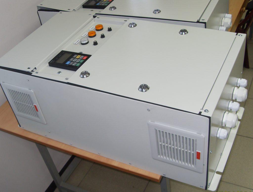 Частотний перетворювач в корпусі IP54