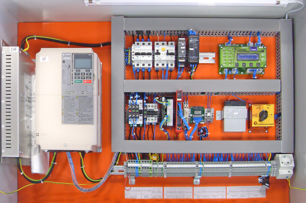 Станція керування ліфтом серії TL-VF з частотним перетворювачем