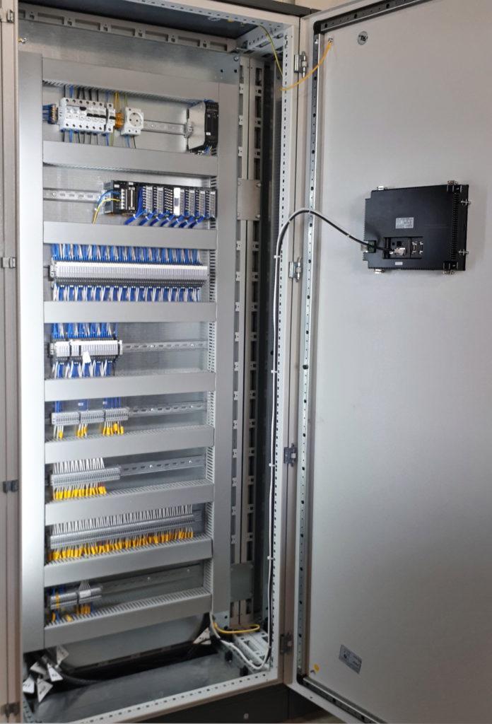 Модернізація елеваторного комплексу