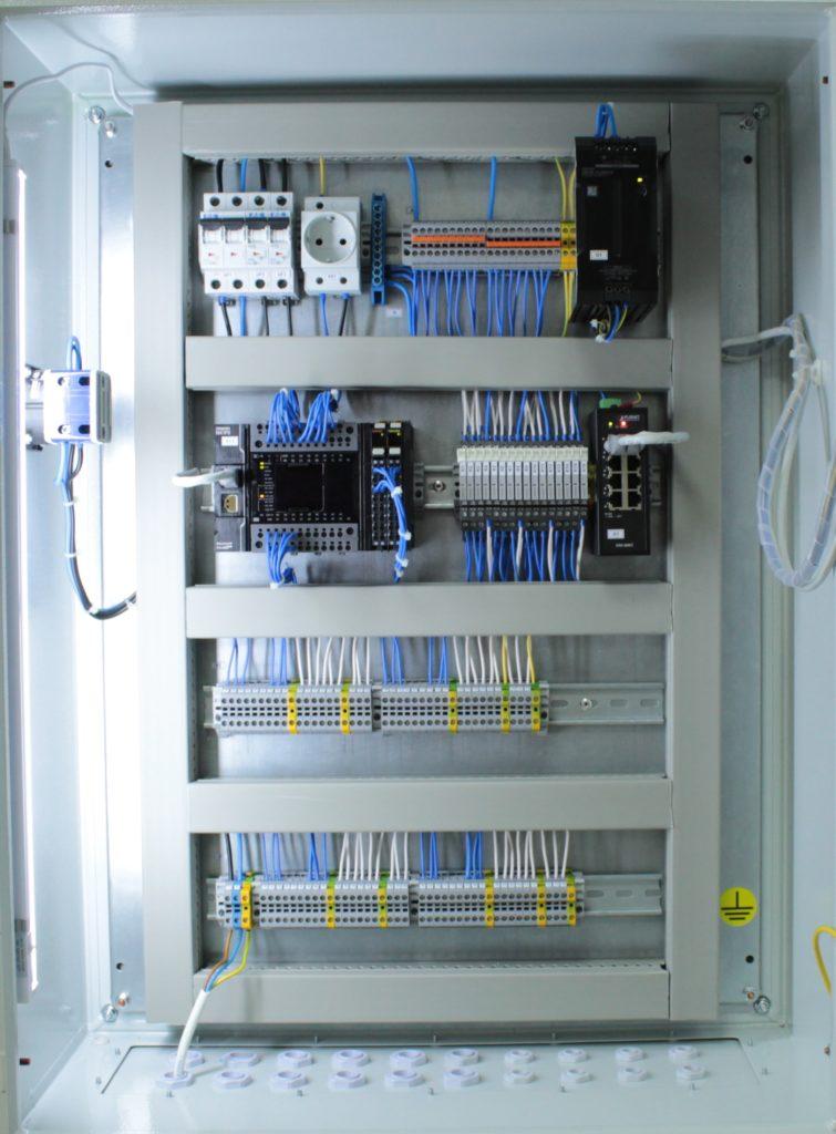 Система автоматичного контролю пакувальної тари